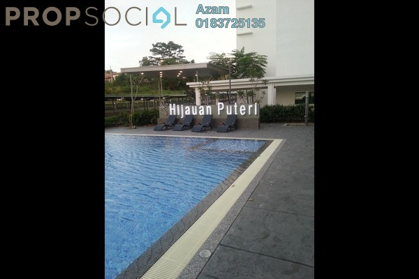 For Sale Condominium at Puteri 8, Bandar Puteri Puchong Freehold Semi Furnished 3R/2B 430k