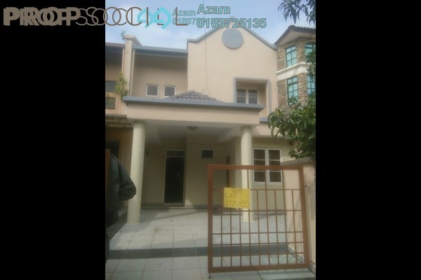 For Sale Terrace at Puncak Setiawangsa, Wangsa Maju Freehold Fully Furnished 4R/3B 940k