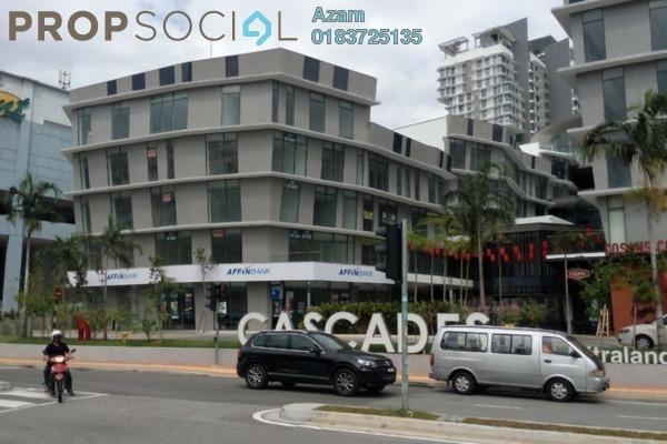 For Rent Shop at Cascades, Kota Damansara Freehold Semi Furnished 0R/2B 4k