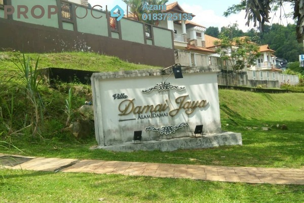 For Sale Land at Villa Damai, Alam Damai Freehold Unfurnished 0R/0B 2.56m