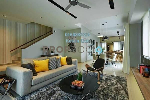 For Sale Terrace at Ixora Residences, Bandar Seri Coalfields Freehold Unfurnished 4R/4B 678k