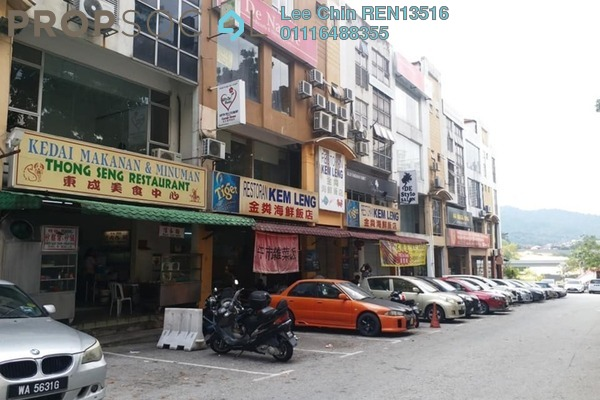 For Rent Shop at Taman Rasa Sayang, Cheras South Freehold Unfurnished 0R/1B 800translationmissing:en.pricing.unit