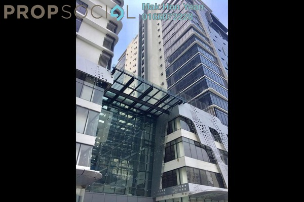 For Sale Office at Aurora Sovo, Bukit Jalil Freehold Semi Furnished 1R/1B 570k