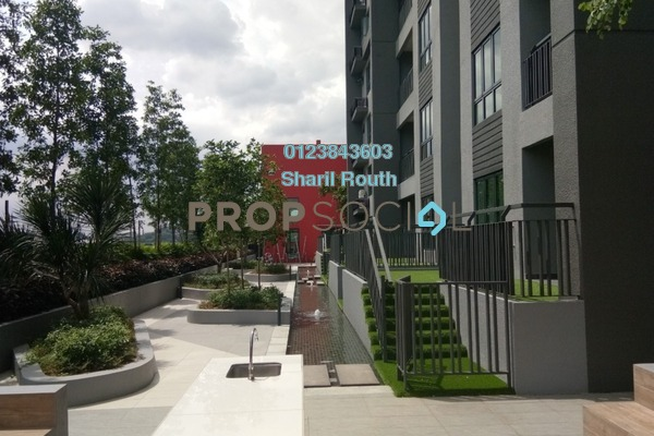 For Rent Condominium at Emira, Shah Alam Freehold Fully Furnished 1R/1B 2.2k