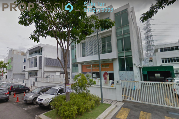 For Sale Factory at Kepong Business Park, Segambut Freehold Unfurnished 0R/0B 8.5m