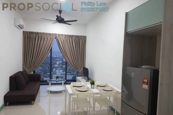 For Rent Condominium at South View, Bangsar South Freehold Fully Furnished 1R/1B 2.3k