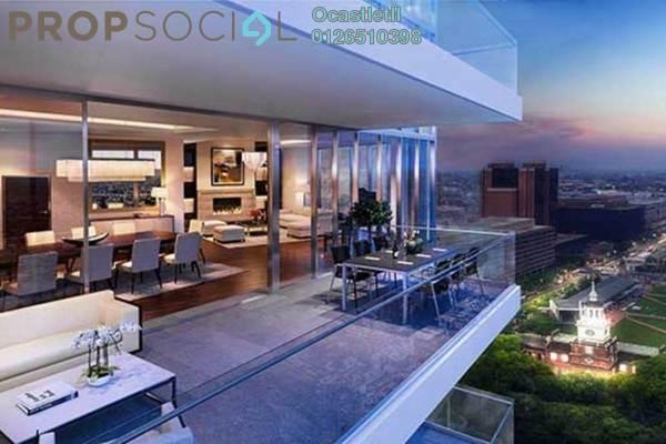 For Sale Condominium at Plaza Kelana Jaya, Kelana Jaya Freehold Unfurnished 2R/1B 329k