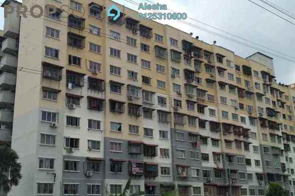 For Sale Apartment at Section 22, Petaling Jaya Freehold Unfurnished 0R/0B 170k