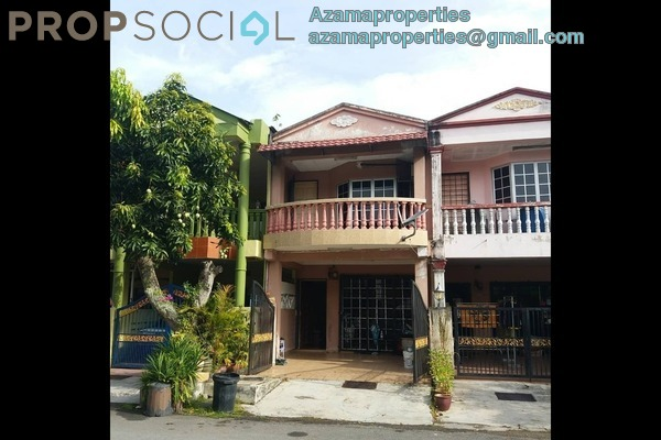 For Sale Terrace at Taman Permata, Wangsa Maju Freehold Unfurnished 5R/2B 460k