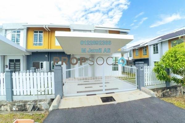 For Sale Semi-Detached at Taman Kasa Heights, Alor Gajah Freehold Unfurnished 4R/3B 410k