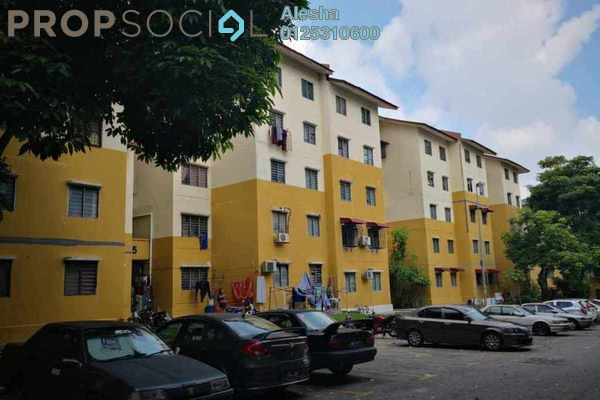 For Sale Apartment at Sri Meranti, Bandar Sri Damansara Freehold Unfurnished 0R/0B 117k