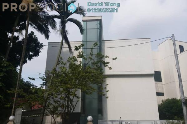 For Rent Office at Jalan Damai, Kuala Lumpur Freehold Unfurnished 0R/0B 15k