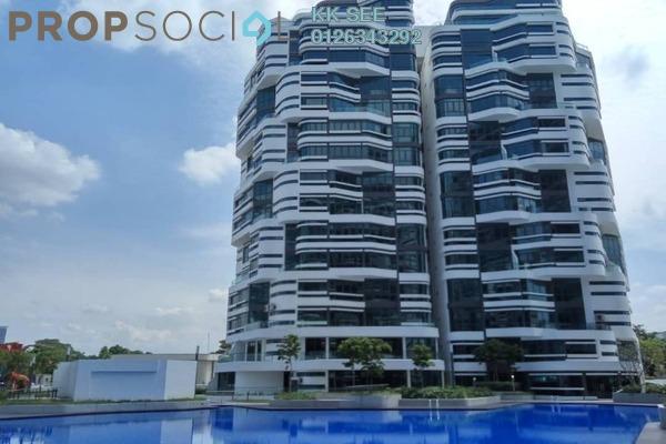 For Rent Condominium at AraGreens Residences, Ara Damansara Freehold Fully Furnished 2R/1B 1.8k