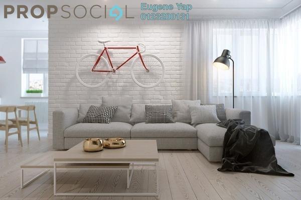For Sale Condominium at Ryan & Miho, Petaling Jaya Freehold Fully Furnished 2R/2B 530k