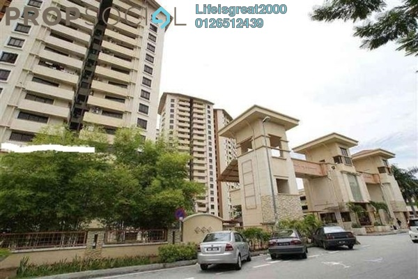 For Sale Condominium at Palm Spring, Kota Damansara Freehold Unfurnished 3R/2B 358k