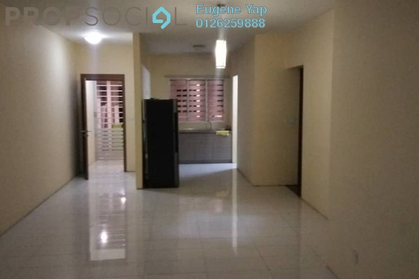 For Rent Serviced Residence at Titiwangsa Sentral, Titiwangsa Freehold Semi Furnished 3R/2B 2.6k