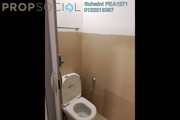 For Sale Condominium at Suasana Sentral Loft, KL Sentral Freehold Semi Furnished 4R/3B 1.3m