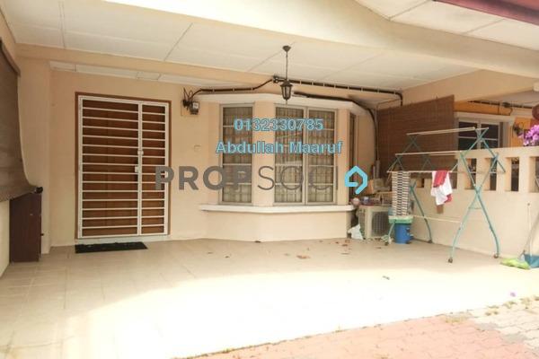 For Rent Terrace at Taman Seri Minang, Cheras South Freehold Semi Furnished 4R/3B 1.4k