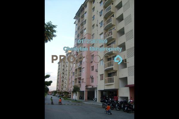 For Sale Apartment at Desa Perangsang, PJ South Freehold Semi Furnished 3R/2B 270k