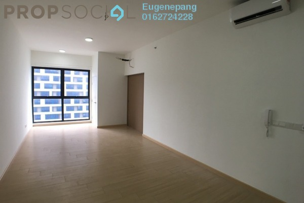 For Rent Condominium at D'Sara Sentral, Sungai Buloh Freehold Semi Furnished 1R/1B 1.2k