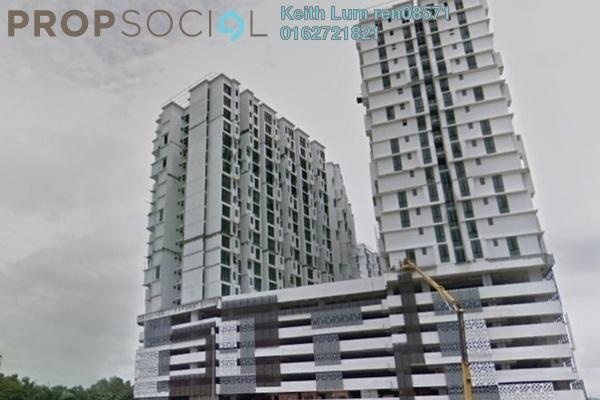 For Rent Condominium at H2O Residences, Ara Damansara Freehold Fully Furnished 3R/2B 2.1k