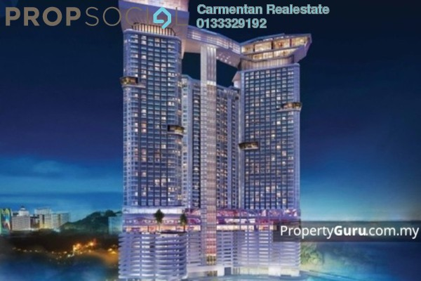 For Sale Condominium at Grand Ion Majestic, Genting Highlands Freehold Fully Furnished 3R/2B 1.09m