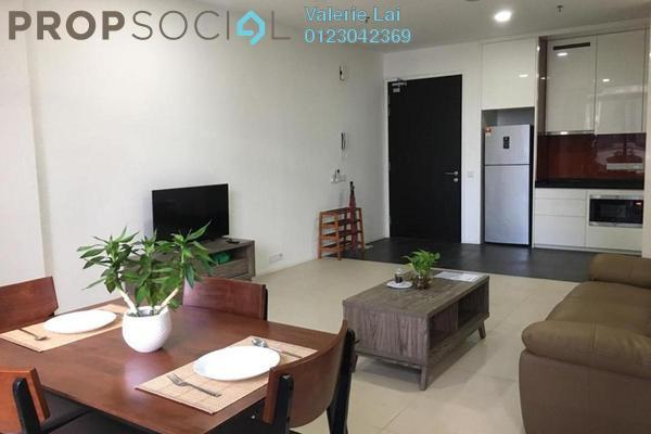 For Rent SoHo/Studio at Arcoris, Mont Kiara Freehold Fully Furnished 1R/1B 2.6k
