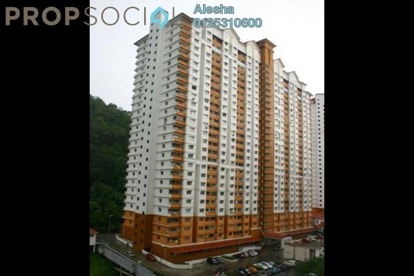 For Sale Apartment at Flora Damansara, Damansara Perdana Freehold Unfurnished 0R/0B 108k