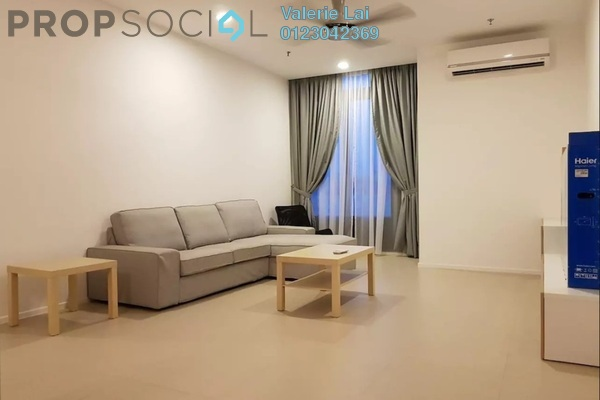 For Rent SoHo/Studio at Arcoris, Mont Kiara Freehold Fully Furnished 1R/1B 3.5k
