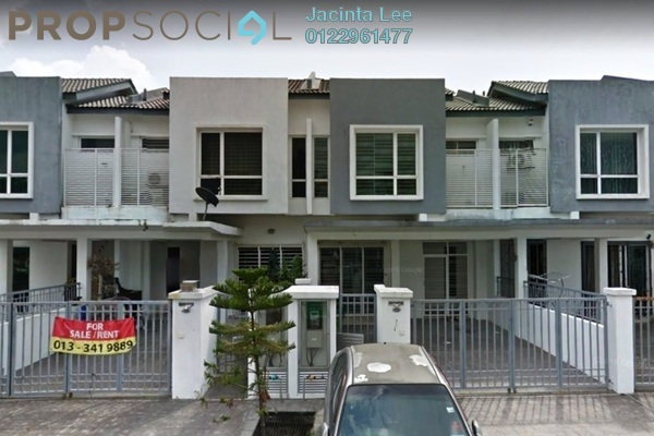 For Sale Terrace at Taman Puchong Prima, Puchong Leasehold Semi Furnished 4R/4B 584k