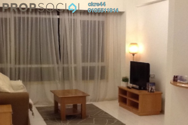 For Rent Condominium at 38 Bidara, Bukit Ceylon Freehold Fully Furnished 2R/2B 2.2k