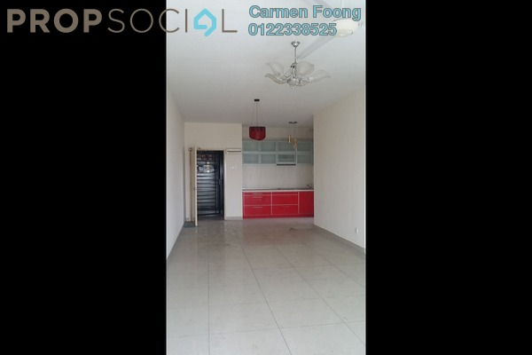 For Sale Condominium at Connaught Avenue, Cheras Freehold Semi Furnished 3R/2B 338k