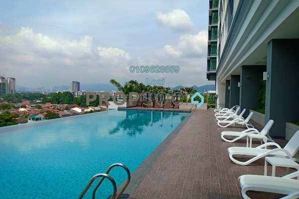 For Sale Condominium at Danau Kota Suite Apartments, Setapak Leasehold Unfurnished 3R/2B 499Ribu