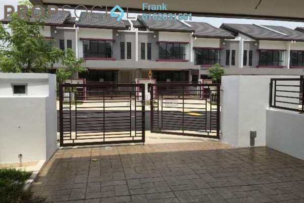 For Sale Terrace at Cogan, Bandar Bukit Raja Freehold Unfurnished 4R/3B 695k