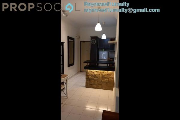 For Rent Serviced Residence at Ritze Perdana 1, Damansara Perdana Freehold Fully Furnished 1R/1B 1.35k