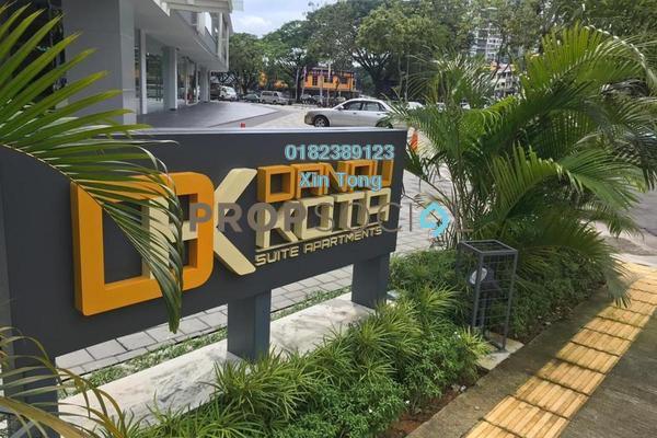 For Rent Condominium at Danau Kota Suite Apartments, Setapak Freehold Unfurnished 3R/2B 1.4千