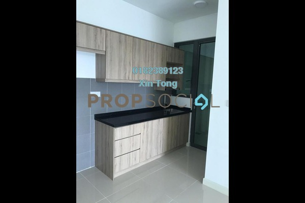 For Rent Condominium at Danau Kota Suite Apartments, Setapak Freehold Semi Furnished 3R/2B 1.6k