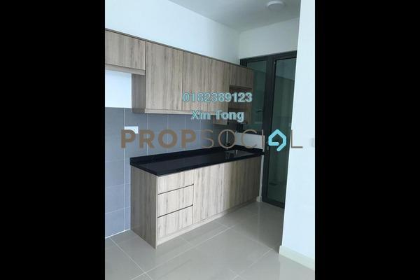 For Rent Condominium at Danau Kota Suite Apartments, Setapak Freehold Semi Furnished 3R/2B 1.6千