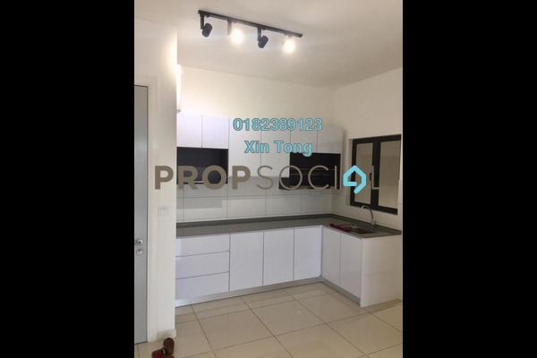 For Rent Condominium at Casa Green, Bukit Jalil Freehold Semi Furnished 3R/3B 1.6k