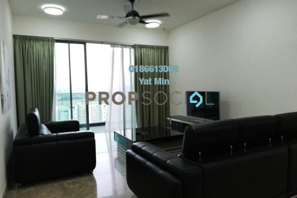 For Rent Condominium at Kiaramas Danai, Mont Kiara Freehold Fully Furnished 4R/4B 6.5k