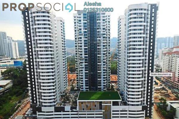 For Sale Condominium at Concerto Kiara, Dutamas Freehold Unfurnished 0R/0B 911k