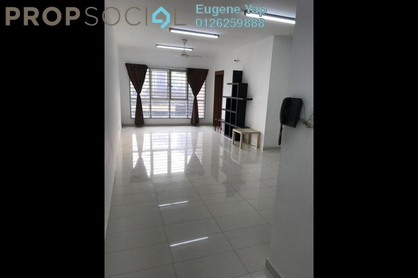 For Rent Serviced Residence at Titiwangsa Sentral, Titiwangsa Freehold Semi Furnished 3R/2B 2.3k