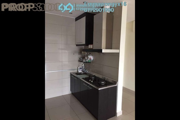 For Rent Condominium at ZetaPark, Setapak Freehold Fully Furnished 3R/2B 2.6k