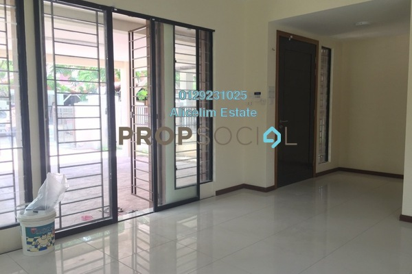 For Rent Terrace at The Park Link Villas, Cahaya SPK Freehold Semi Furnished 5R/5B 1.7k