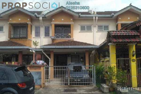 For Sale Terrace at Taman Lestari Putra, Bandar Putra Permai Freehold Unfurnished 0R/0B 369k