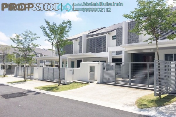For Sale Terrace at Cempaka Suria 3, Kota Seriemas Freehold Unfurnished 4R/4B 600k