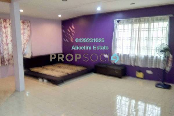For Rent Terrace at Subang Bestari, Subang Freehold Semi Furnished 5R/4B 1.85k