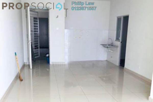 For Rent Condominium at Maxim Citilights, Sentul Freehold Unfurnished 2R/2B 1.1k