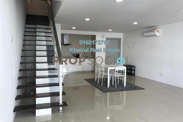 For Rent Condominium at Arte SW, Shah Alam Freehold Semi Furnished 2R/2B 1.9k