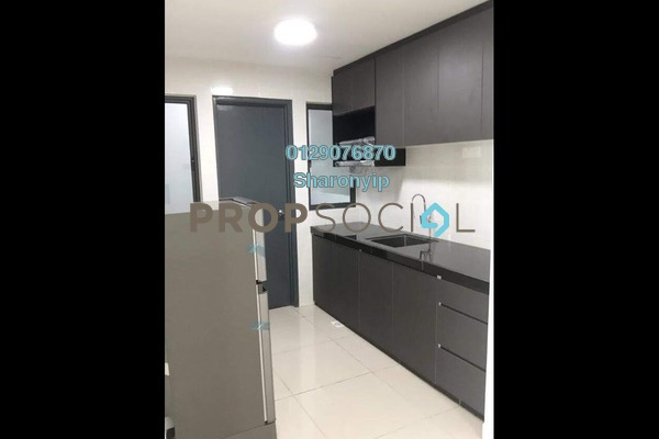 For Rent Condominium at Emerald Residence, Bandar Mahkota Cheras Freehold Fully Furnished 3R/2B 1.5k